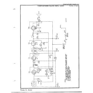 Temple Corporation H-411