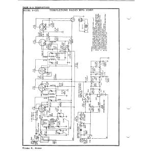 Temple Corporation H-521