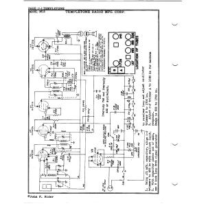 Templetone Radio Mfg. Corp. G612