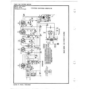United Motors Service - Delco 1108 Delco