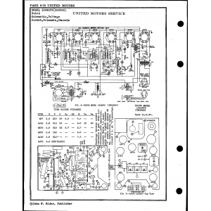 United Motors Service - Delco 1304873 (9980566)