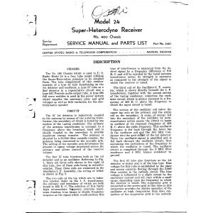 U.S. Radio & Television Corp. 24
