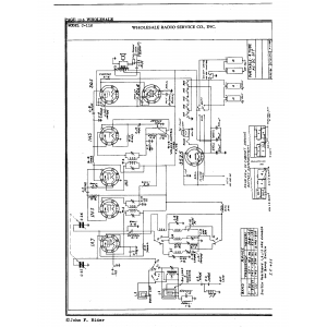Wholesale Radio Service Co., Inc. C-116