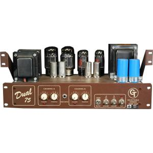 D 75 Dual amp