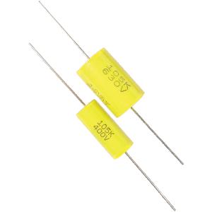 Capacitor - 400V, Metal Film