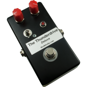 Effects Pedal Kit - MOD® Kits, Thunderdrive Deluxe, Overdrive