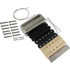Pickup Kit - Filtertron, Nickel Cover