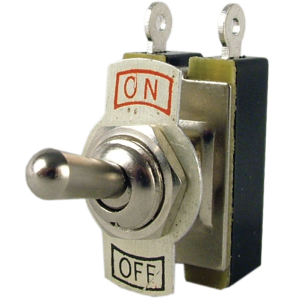 Switch - Toggle, SPST, for Fender®