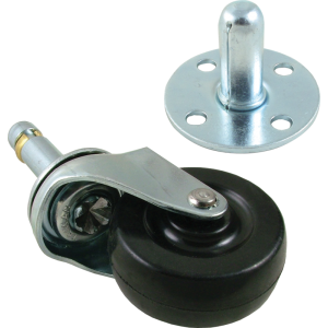 "Caster - Swivel, 2"", Fender Replacement"