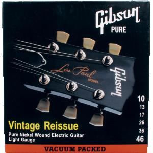 Guitar Strings - Gibson, Electric, Vintage Reissue, .009 - .042