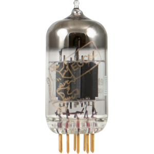 Vacuum Tube - 12AU7 / B749, Genalex Gold Lion, Gold Pin