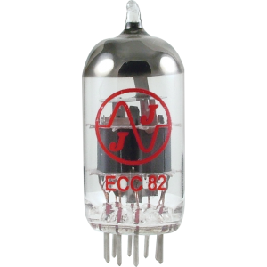 Vacuum Tube - 12AU7 / ECC82, JJ Electronics - Regular