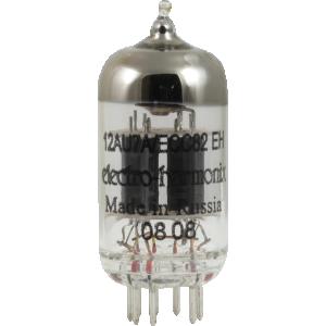 Vacuum Tube - 12AU7A / ECC82, Electro-Harmonix
