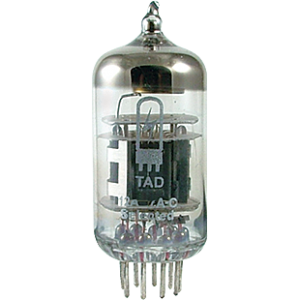 Vacuum Tube - 12AU7A / ECC82, Tube Amp Doctor, Premium Selected