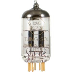 Vacuum Tube - 12AX7, Tung-Sol Reissue - Gold