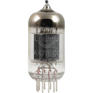 Vacuum Tube - 12AX7/ECC83, Mullard, Made in Russia