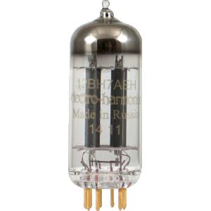 Vacuum Tube - 12BH7, Electro-Harmonix - Gold