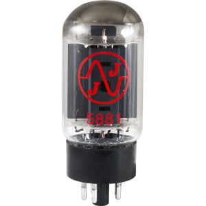 Vacuum Tube - 5881, JJ Electronics - Apex Matched Pair