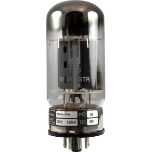 Vacuum Tube - 6550A-STR, Tube Amp Doctor, Premium Selected - Matched Quad