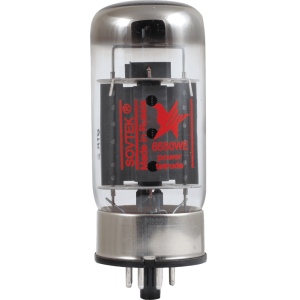 Vacuum Tube - 6550WE, Sovtek