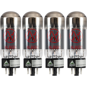 Vacuum Tube - 6L6GC, JJ Electronics - Apex Matched Quad