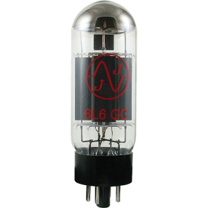Vacuum Tube - 6L6GC, JJ Electronics, Burned in - Apex Matched Pair