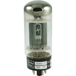 Vacuum Tube - 6L6GC, Tube Amp Doctor - Single