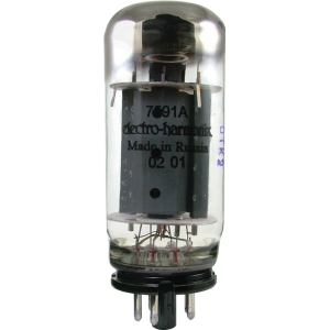 Vacuum Tube - 7591A, Electro-Harmonix - Matched Pair