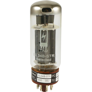 Vacuum Tube - EL34B, Tube Amp Doctor - Single