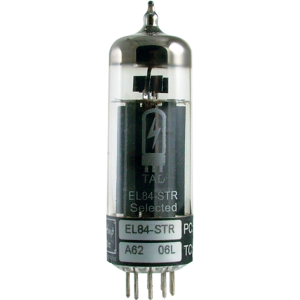 Vacuum Tube - EL84, Tube Amp Doctor - Single