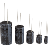Capacitor - 25V, Radial Lead, Electrolytic image 1