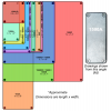 "Chassis Box - Hammond, 1590BB2, Diecast, 4.7"" x 3.7"" x 1.5"" image 5"