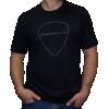 T-Shirt - Black, Amplified Parts Pick Logo, Men's Sizes image 2