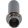 """Contact Pin - Nickel Plated Brass, Seamless, 0.566"""" Height image 2"""