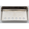 Cover - Humbucker, PAF, 49.2mm, Nickel Silver, USA image 2