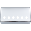Cover - Humbucker, 50mm, Nickel Silver, USA image 1