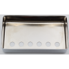 Cover - Humbucker, 50mm, Nickel Silver, USA image 2