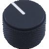 Knob - Dunlop, Large Aluminum MXR, Push-On image 2