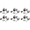 Tuners - Gotoh, Mini 510, 6-in-a-line, Chrome image 1