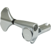 Tuners - Gotoh, Compact 707 for Bass, chrome, 3+2 image 2