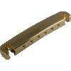 "Tailpiece - Gotoh, Modern ""Stop"", 510, Gold image 1"