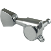 Tuners - Gotoh, Modern Keystone-Style, Chrome, 3 per Side image 2