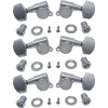 Tuners - Gotoh, Large Locking Schaller-style, Chrome, 3 per side image 1