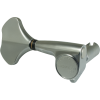 Tuners - Gotoh, Res-O-Lite, Enclosed Bass, chrome, 2 per side image 2