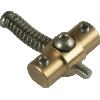 Bridge Saddles - Gotoh, with Adjustable Pivot, brass, set of 3 image 2