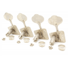 Tuners - Gotoh, Relic, for Bass, 4-in-a-line, Aged Nickel image 2