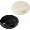 Tuner Knob - Kluson, Butterbean, Plastic, for tuners image 1