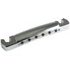 Tailpiece - Kluson, Lightweight Aluminum, Steel Studs image 1