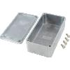 "Chassis Box - Hammond, Unpainted Aluminum, 4.4"" x 2.3"" x 1.5"" image 3"