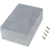 "Chassis Box - Hammond, Unpainted Aluminum, 4.6"" x 3.0"" x 1.5"" image 1"